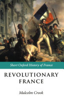 Pdf Revolutionary France