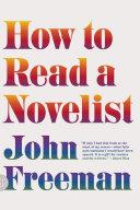 How to Read a Novelist Pdf/ePub eBook