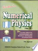 Numerical Physics Volume II