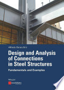 Design and Analysis of Connections in Steel Structures Book