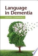 Language in Dementia