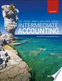 Intermediate Accounting, Eleventh Canadian Edition