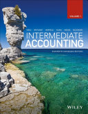 Intermediate Accounting  Eleventh Canadian Edition