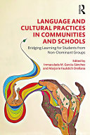 Language and Cultural Practices in Communities and Schools Pdf/ePub eBook