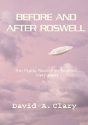 Before and After Roswell Pdf/ePub eBook