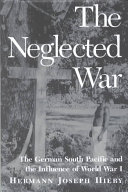 The Neglected War