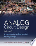 Analog Circuit Design Volume 2