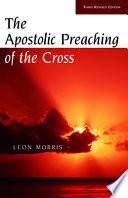 The Apostolic Preaching of the Cross Book