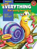 More Everything For Early Learning Grade Preschool Book PDF