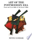 Art Of The Postmodern Era.epub