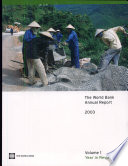 World Bank Annual Report 2003