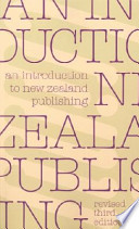 An Introduction to New Zealand Publishing