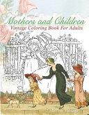 Vintage Coloring Book for Adults