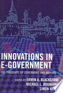 Innovations In E Government