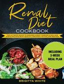 Renal Diet Cookbook Book PDF