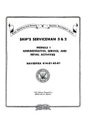 Ship s Serviceman 3   2