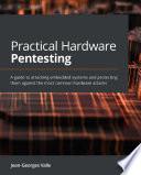 Practical Hardware Pentesting