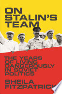 On Stalin s Team