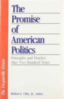 The Promise of American Politics