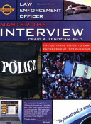 Law Enforcement Officer - Master the Interview