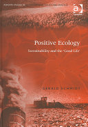 Positive Ecology
