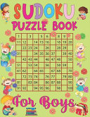 Sudoku Puzzle Book for Boys