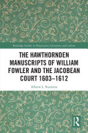 Pdf The Hawthornden Manuscripts of William Fowler and the Jacobean Court 1603–1612 Telecharger