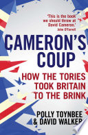 David Cameron Books, David Cameron poetry book