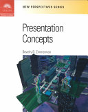 New Perspectives on Presentation Concepts