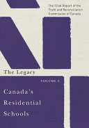 Pdf Canada's Residential Schools: The Legacy