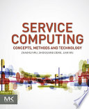 Service Computing  Concept  Method and Technology