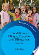 """Foundations of Bilingual Education and Bilingualism"" by Colin Baker"