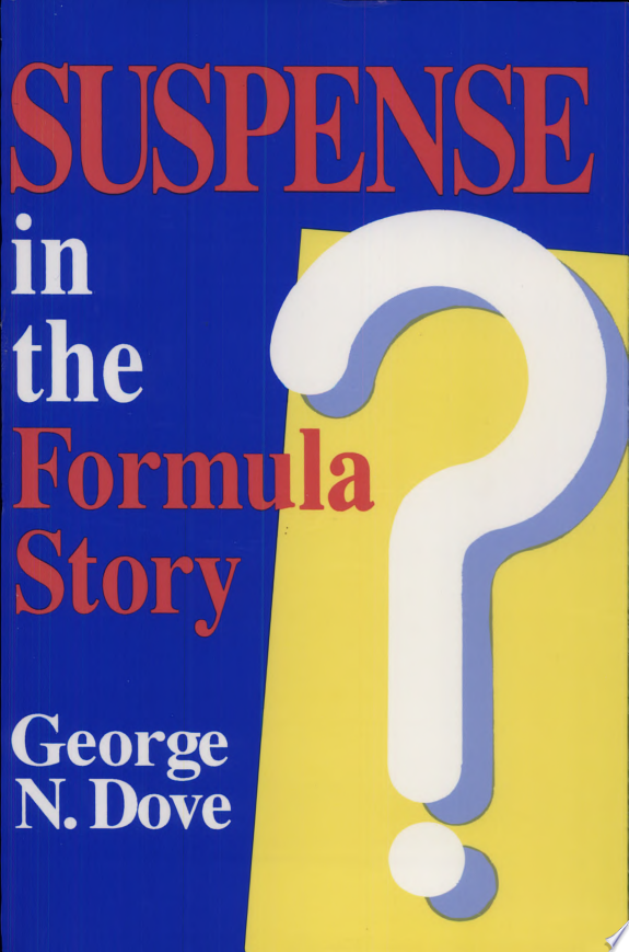 Suspense in the Formula Story