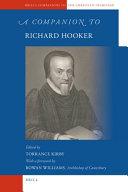 A Companion to Richard Hooker
