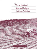 Pdf Use of Reclaimed Water and Sludge in Food Crop Production Telecharger