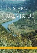 Pdf IN SEARCH OF TRUE VIRTUE