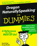 Dragon NaturallySpeaking For Dummies Book PDF