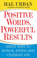 Positive Words  Powerful Results
