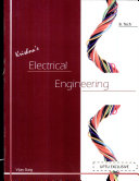 Krishna's Electrical Engineering: For 1st Semester All Branches
