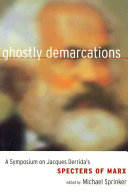 Ghostly Demarcations