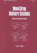 Novel Drug Delivery Systems Second Edition  Book PDF