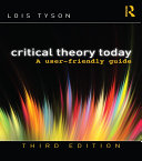 Pdf Critical Theory Today