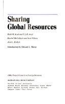 Sharing Global Resources Book PDF