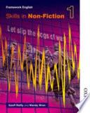Nelson Thornes Framework English 1. Skills in Non-Fiction