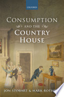 Consumption and the Country House Book