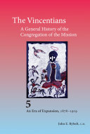 Pdf The Vincentians: A General History of the Congregation of the Mission Telecharger