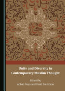 Unity and Diversity in Contemporary Muslim Thought Pdf/ePub eBook