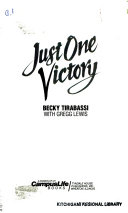 Just One Victory