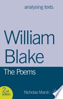 William Blake The Poems