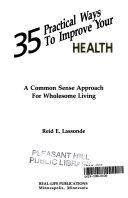 35 Practical Ways to Improve Your Health